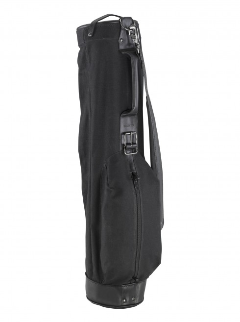 VINTAGE SOFT GOLF BAG - BLACK