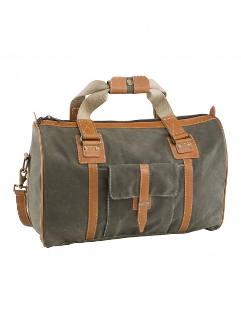 FLIGHT BAG - SAGE