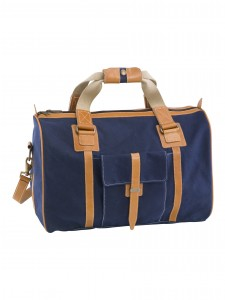 FLIGHT BAG - NAVY