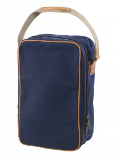 TRAIN CASE - NAVY