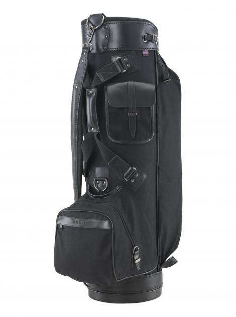 BUSHWHACKER GOLF BAG - BLACK