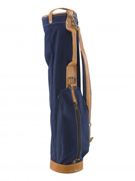 VINTAGE SOFT GOLF BAG - NAVY